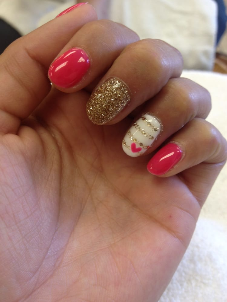Nails done by Vivian. I love this place! - Yelp