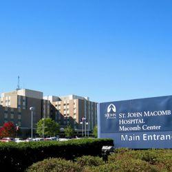 photo of ascension macomb oakland hospital warren campus warren mi united