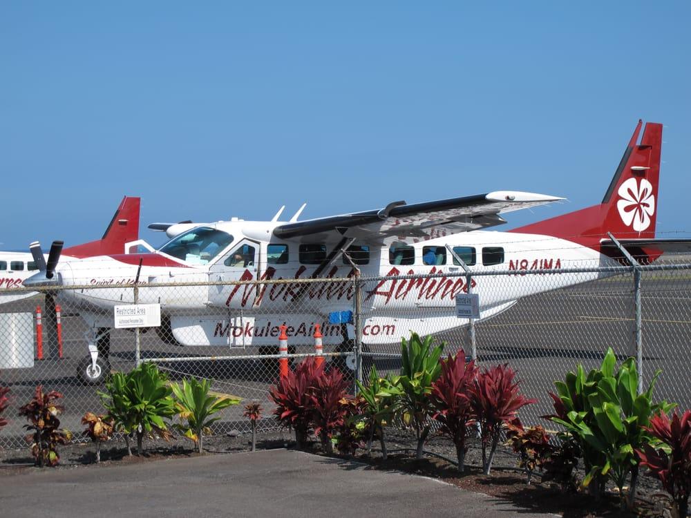 Kona International Airport Restaurants Near By