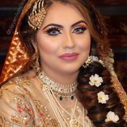 Photo of Maryam Asim Beauty - Farmingdale, NY, United States. Mehndi Bridal Makeup