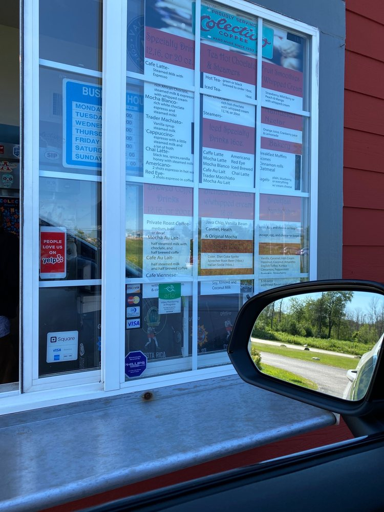 The Coffee Trader: 30 S Pike Lake Dr, Hartford, WI