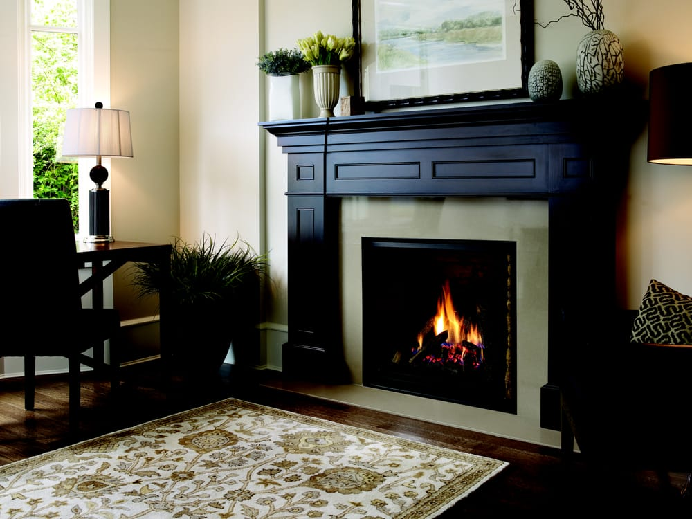 Fireplace Design boulevard fireplace : Fireplace Gallery - Fireplace Services - 5817 Gateway Boulevard NW ...