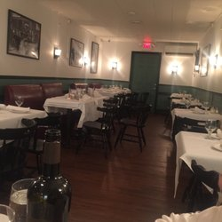 Photo Of Rosetta S Italian Restaurant Canton Ma United States Dining Area