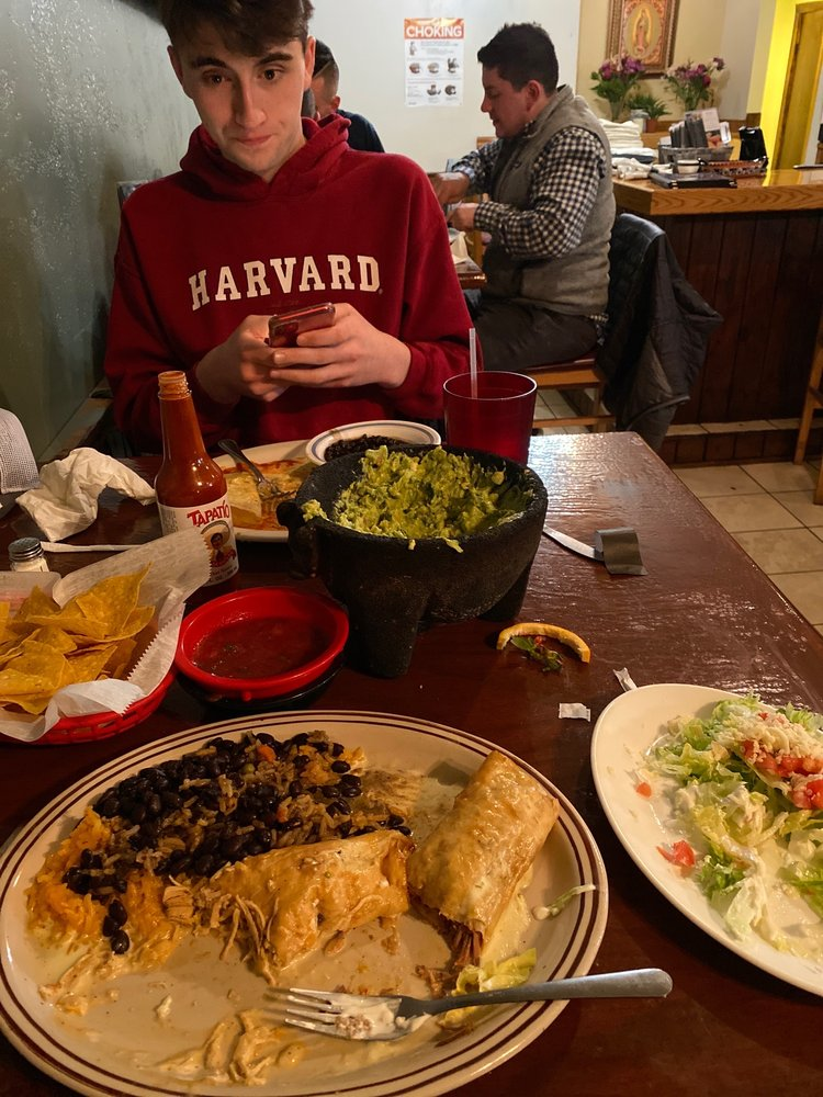 Salsa's Mexican Restaurant: 70 Old Ithaca Rd, Horseheads, NY