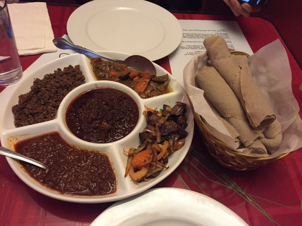 First ethiopian food yelp for Abol ethiopian cuisine silver spring