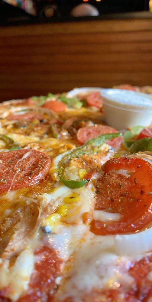 Bohemian Pizza: 342 Bantam Rd, Litchfield, CT