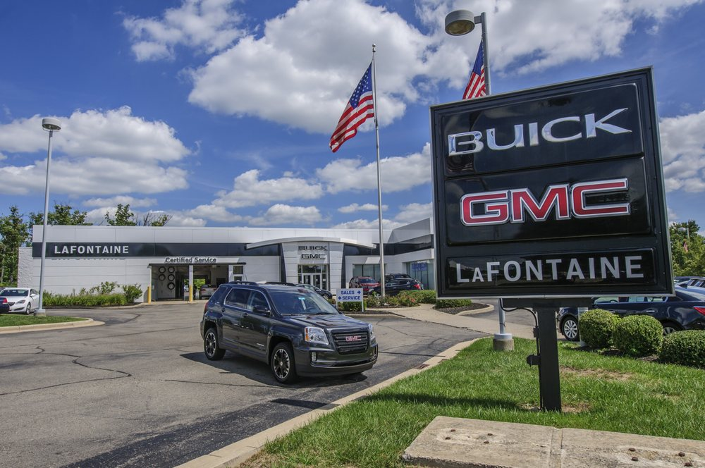 lafontaine buick gmc of ann arbor 12 photos 11 reviews car dealers 500 auto mall dr ann. Black Bedroom Furniture Sets. Home Design Ideas
