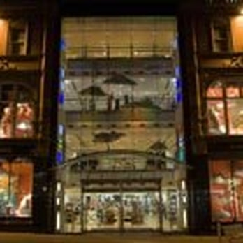Harvey Nichols SS13 Fashion Show. Leeds (Credit: McPix Ltd / Rex Features )