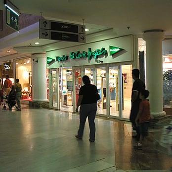 El Corte Inglés Centro Comercial Bahía Sur Kaufhaus Calle Caño