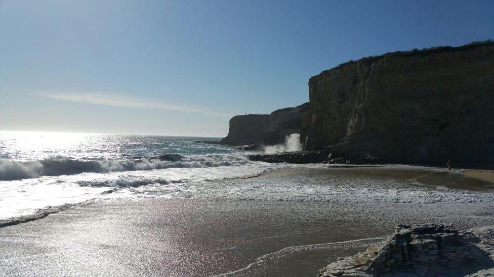 Photo Of Bonny Doon Beach Santa Cruz Ca United States Nude Beach
