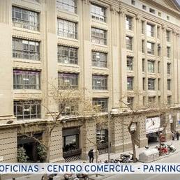 Centro comercial david centri commerciali edificio for Oficinas mercadona barcelona