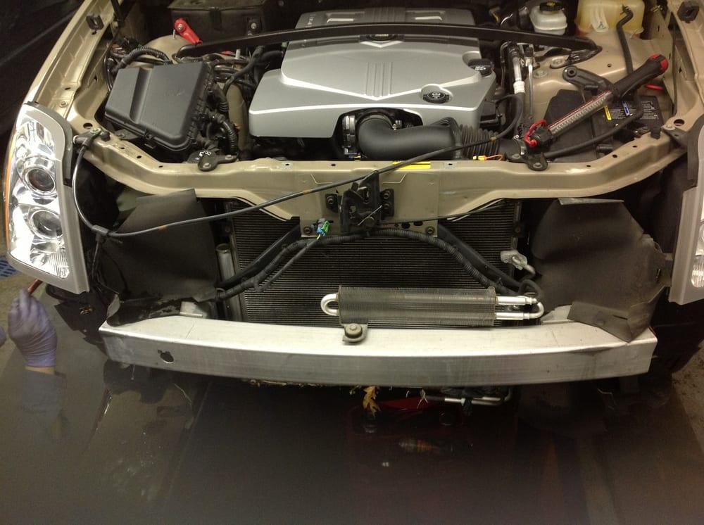 2005 Cadillac Srx Headlight Ballast Install