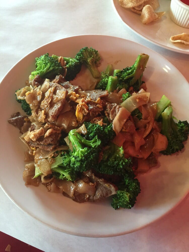 beef pad see ewu yelp