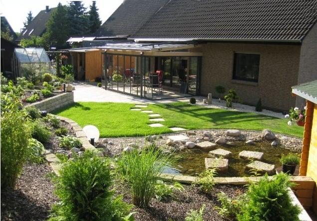 Jardins de provence 11 photos landscape gardeners 42 for Jardins fleuris paysagiste