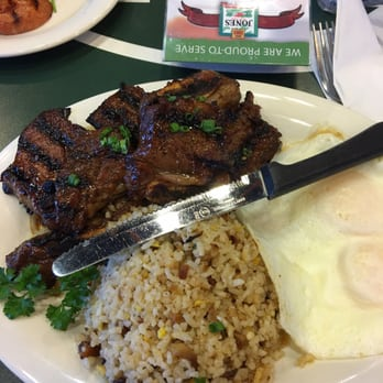 ... Kailua, HI, United States. Kalbi ribs, fried rice and eggs over medium