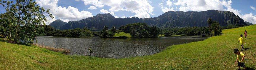 Kahua Kuou Campground