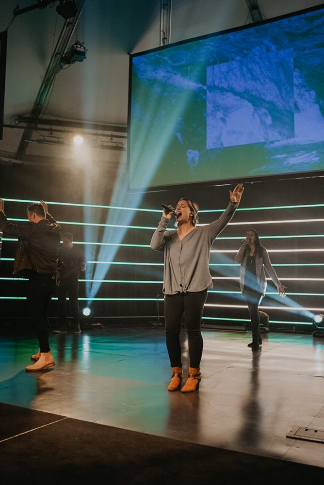 Elevate Church: 7689 Bethany Rd, Liberty Township, OH