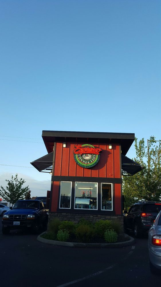 Espresso Connection: 404 State Ave, Marysville, WA