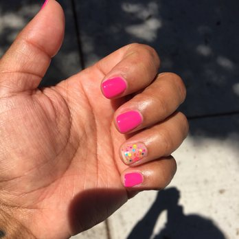 Photo Of Colorful Nails Los Angeles Ca United States