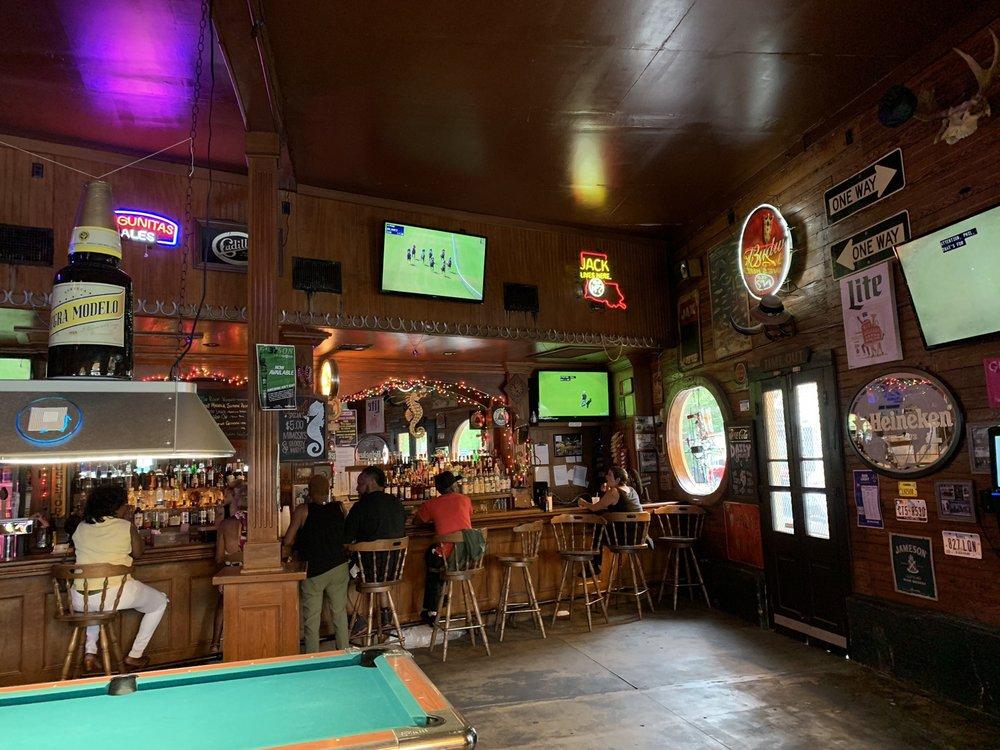 The Seahorse Saloon: 1648 Gentilly Blvd, New Orleans, LA