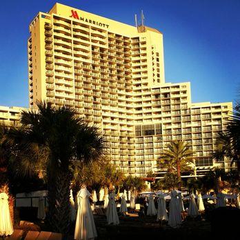 This impressive Orlando resort hotel ...