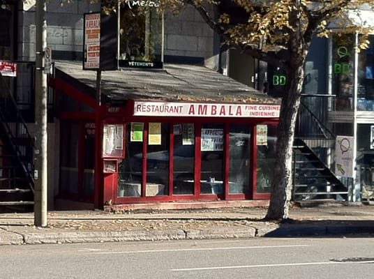 Restaurant Ambala