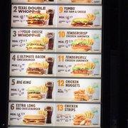 burger king 27 photos 46 reviews burgers 5610 freeport blvd