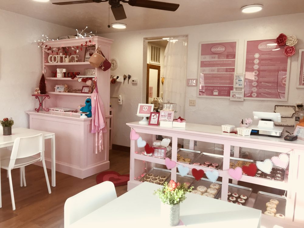 Cookie Cottage: 143 S Clark St, Rigby, ID