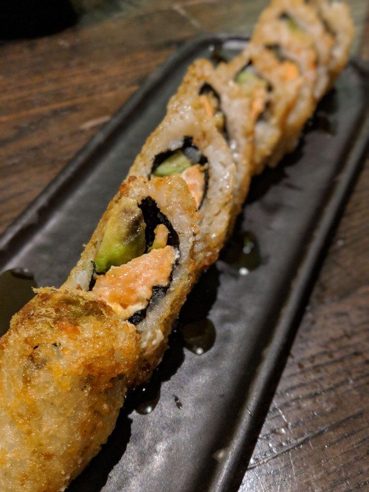 Social Spots from Bamboo Sushi