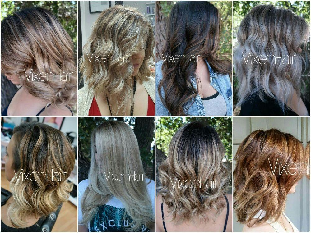 Vixen Hair Salon Boutique 329 Photos 105 Reviews