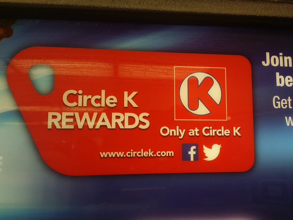 Circle K Rewards: Circle K Rewards Card/fob.