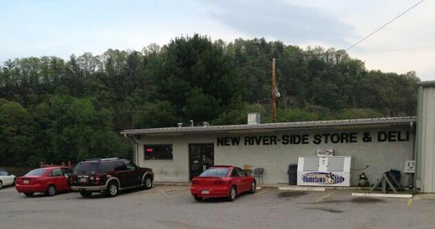 New Riverside Store & Deli: 5785 Fries Rd, Galax, VA