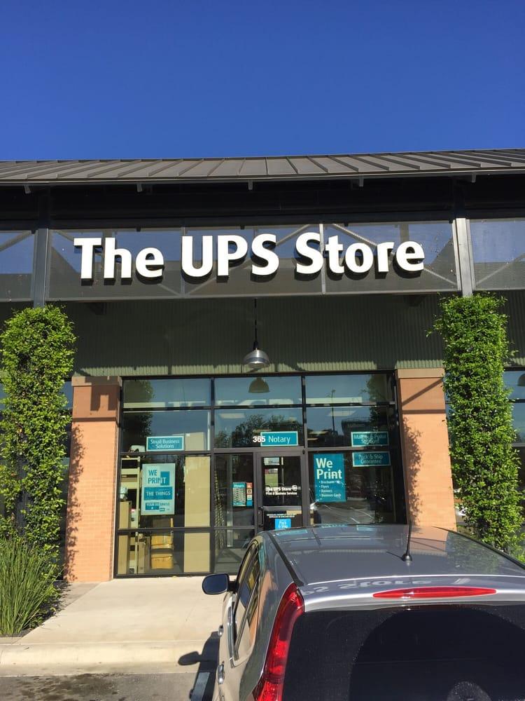 The UPS Store: 1801 E 51st, Austin, TX