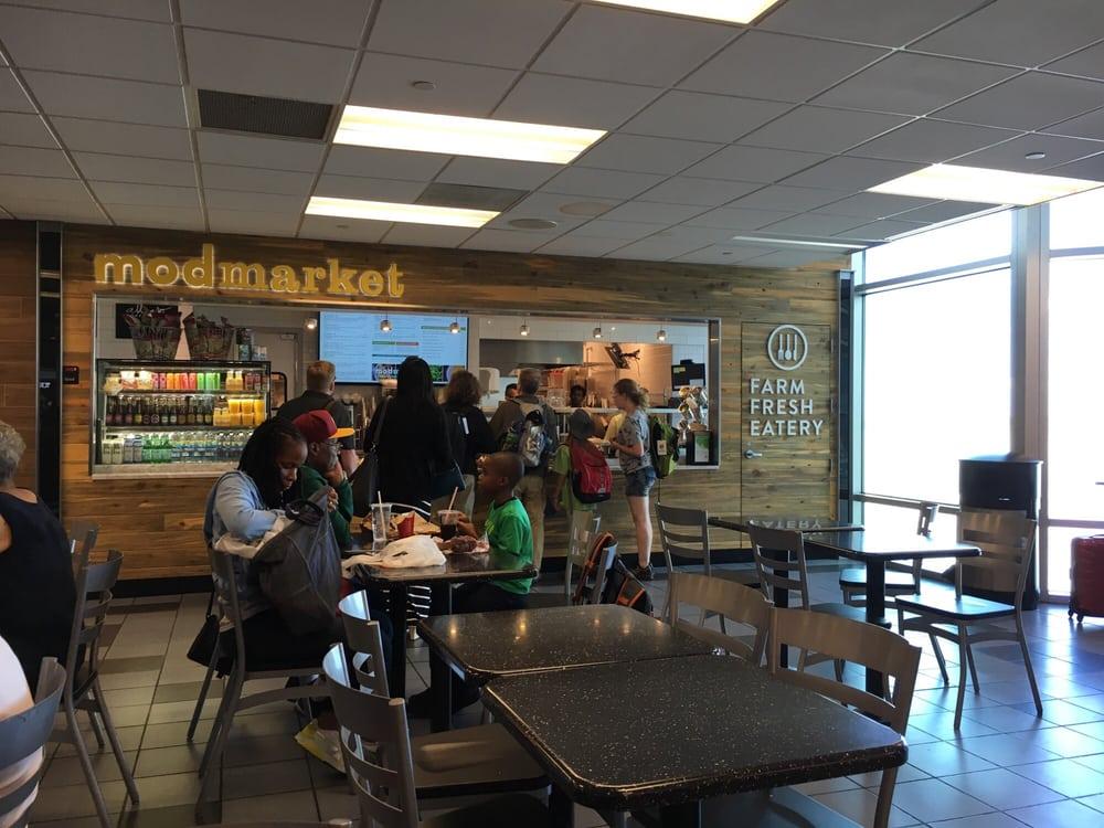 Food Near Me Denver Airport
