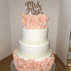Photo Of Art Eats Bakery   Greenville, SC, United States. Wedding Cake With