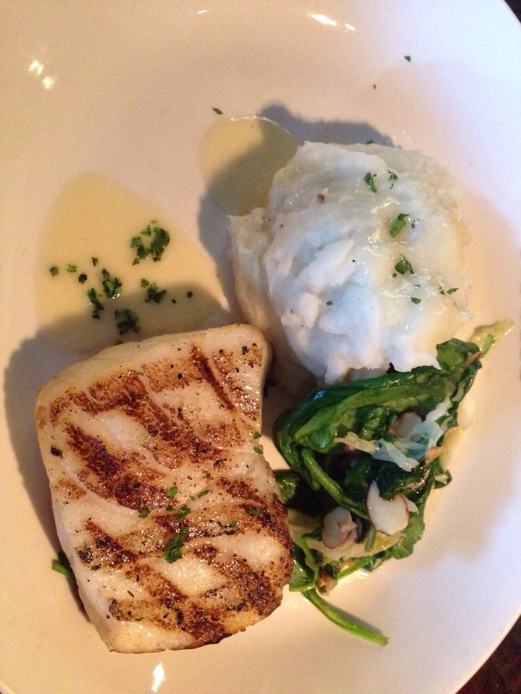 Pan seared Chilean sea bass - Yelp