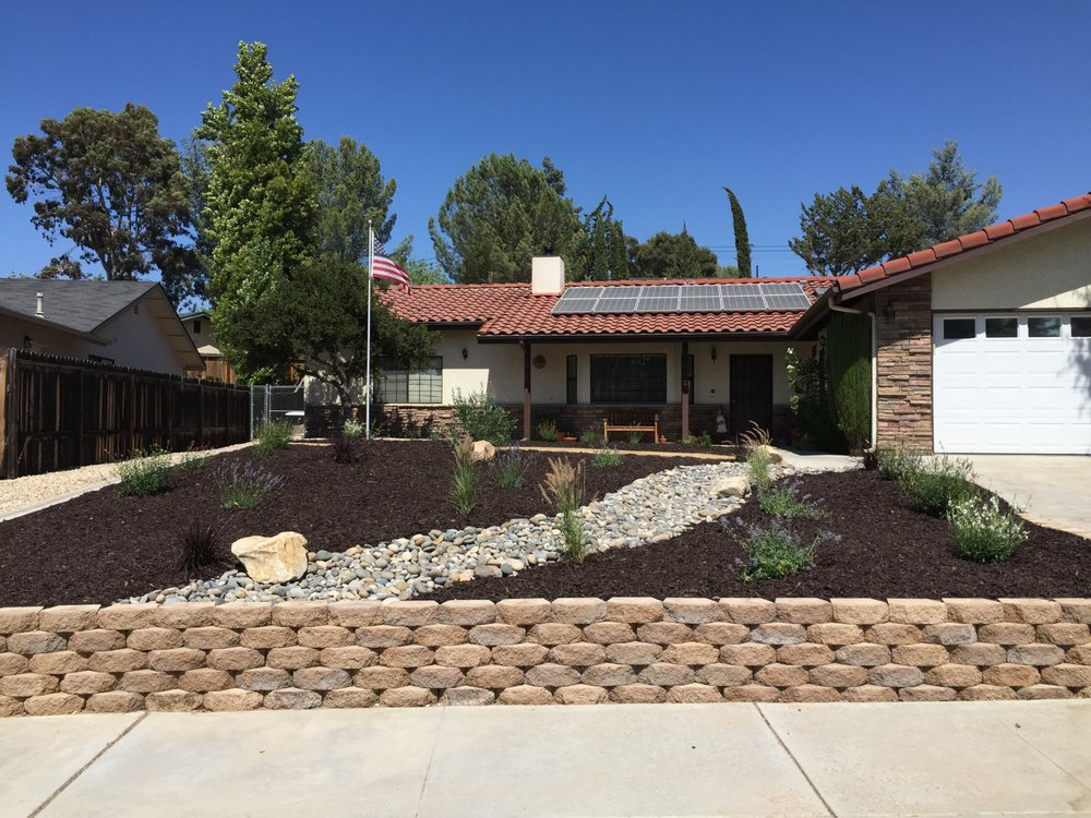 Photo Of Green With Envy Landscaping Paso Robles Ca United States New