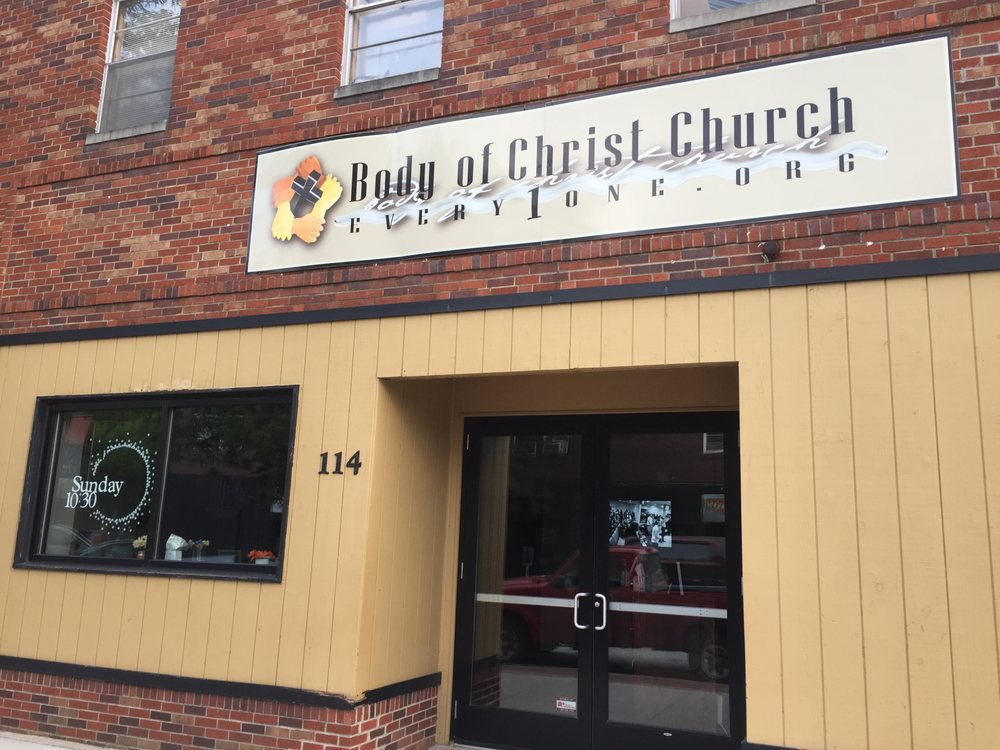 Body of Christ Christian Worship Center: 114 5th St, Ames, IA