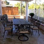 Our Lounging Photo Of Kb Patio Furniture Santa Ana Ca United States