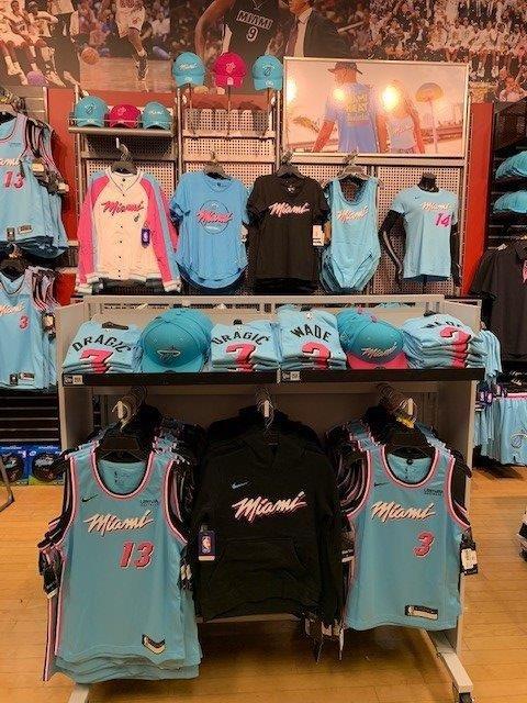 The Miami HEAT Store