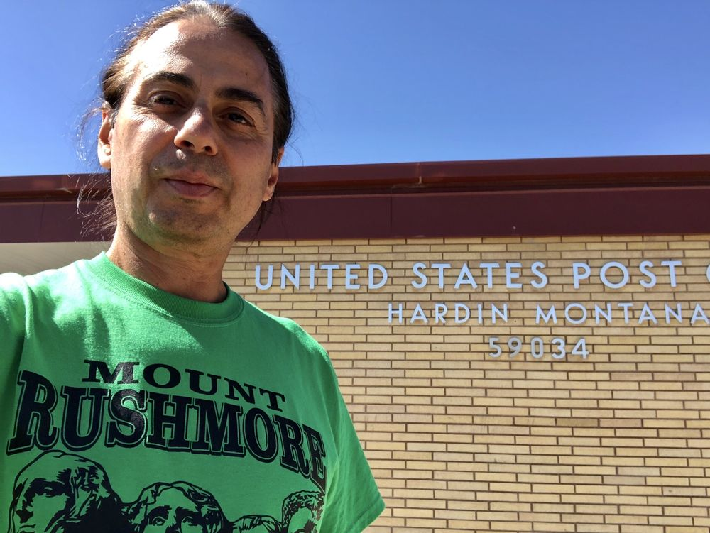 US Post Office: 502 N Cheyenne Ave, Hardin, MT