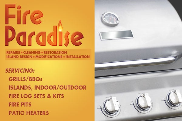 Fire Paradise Repairs Cleaning Restoration Island