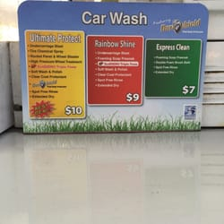 Car Wash Encinitas Blvd