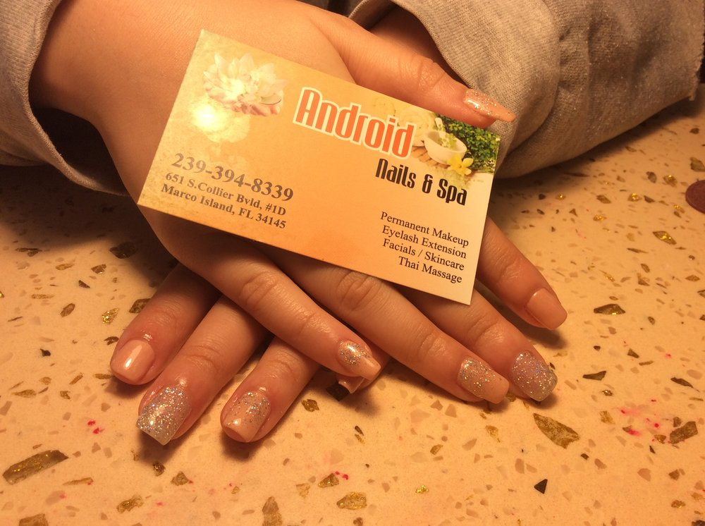 Android Nails & Spa: 651 S Collier Blvd, Marco Island, FL