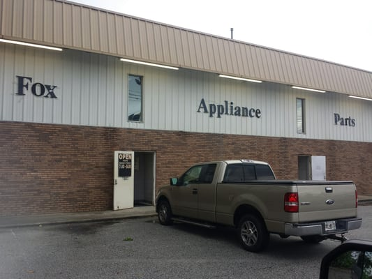 Fox Appliance Parts Augusta