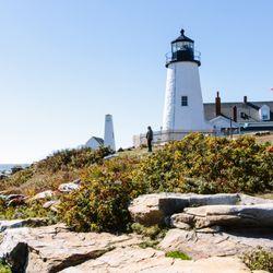 Elegant Photo Of Pemaquid Point Lighthouse   Bristol, ME, United States Amazing Design