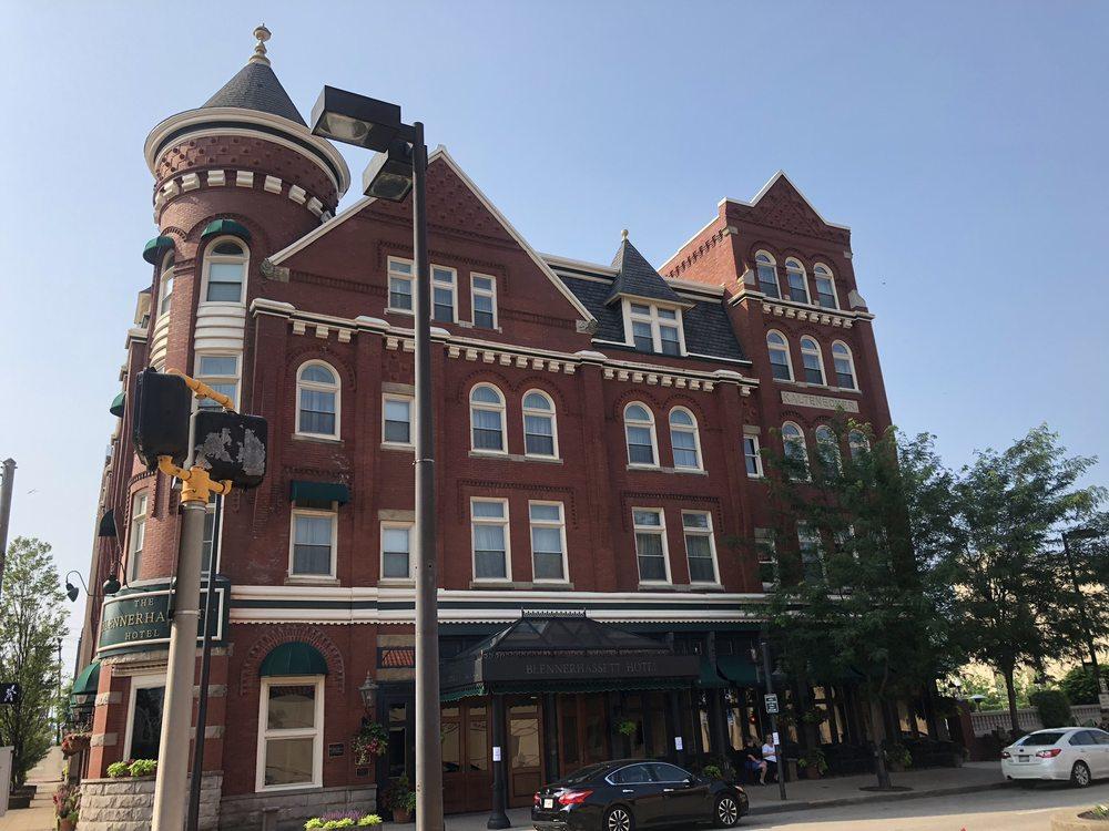 The Blennerhassett: 320 Market St, Parkersburg, WV