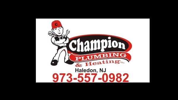 Photo For Champion Plumbing Heating Llc