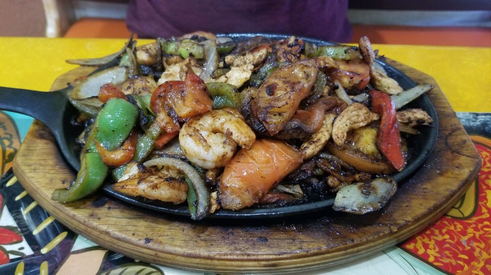 Las Trancas Mexican Restaurant - Buckhannon: 8 N Florida St, Buckhannon, WV