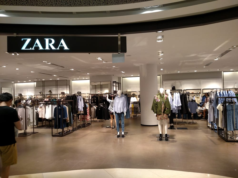 Zara Ion Orchard